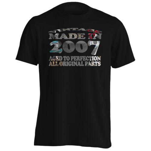 Vintage Original Made in 2007 Men/'s T-Shirt//Tank Top u731m