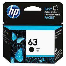 HP 63 F6U62AN Black Ink Cartridge