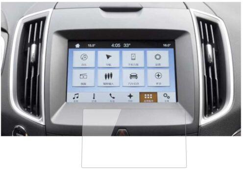 2x Ford Ranger Wildtrak Navigation Sync 3 Film de protection-chars Diapositive 9 H Film