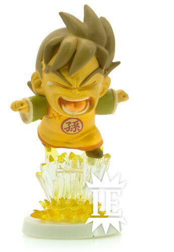 DRAGON BALL Z GOHAN STATUETTA FIGURE personaggio action goku DragonBall Kai mini