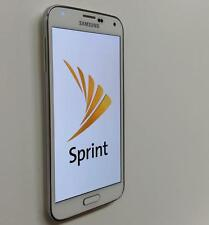 Samsung Galaxy S5 G900P White - 16GB (Sprint) 4G LTE Good Condition