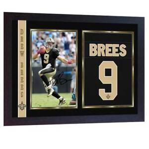 0f9860002c6 Image is loading Drew-Brees-New-Orleans-Saints-NFL-signed-autograph-