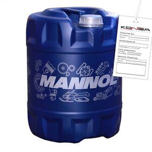 20 Liter MANNOL Longterm Antifreeze AG11 -40°C Kühlflüssigkeit