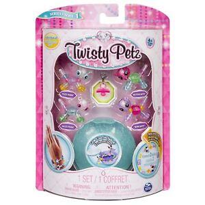 Twisty-Petz-Babies-Glitzy-Bracelets-4-Pack-Set-Mixed-Colours