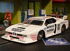 """Sideways BMW M1 TURBO """"Schnitzer"""" in 1:32 auch für Carrera Evolution      SW3223"""