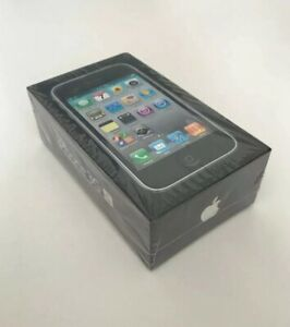 New Sealed Old Stock Apple iPhone 3gs 8gb 3rd Generation ...