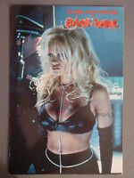 R&L Modern Postcard: Pamela Anderson in Barb Wire, PVC/Leather Bra