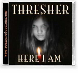 THRESHER – Here I am (NEW*LIM.300 CD*US WHITE THRASH METAL CLASSIC*METALLICA)
