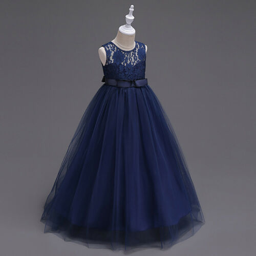 Formal Girls Tutu Tulle Dresses Pageant Party Bridesmaid Dresses Clothes Sets