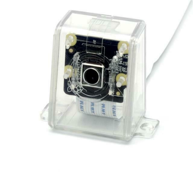 Clear Transparent Raspberry Pi Camera V2 Case by SB Components