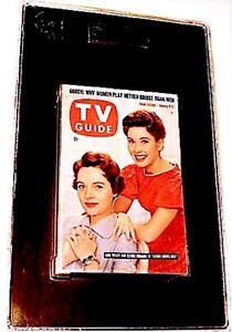 TV-Guide-1960-Father-Knows-Best-Wyatt-Donahue-GAI-Graded-EX-MT-VTG-Magazine-1953