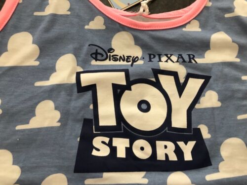Nuovo di zecca.. DISNEY TOY STORY 4 Crop Top//canotta corto..... ESTATE TG 8-20