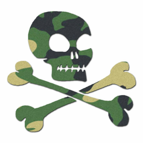 Skull Bones Pirate Multiple Patterns /& Sizes Vinyl Decal Sticker ebn992