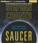 Saucer by Stephen Coonts (CD-Audio, 2014)