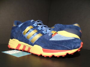 adidas Eqt Running Support 93 Packer Shoes sl80 in Blue