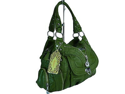 Schultertasche Alltagstasche viele Fächer Tasche Handtasche Shoppertasche AK1168