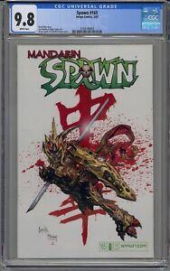 SPAWN-165-CGC-9-8-MCFARLANE-CAPULLO-COVER