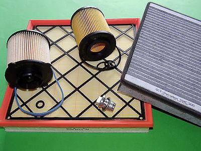 Inspektionspaket Filterset Filtersatz für Opel Insignia A 2.0 CDTI gr