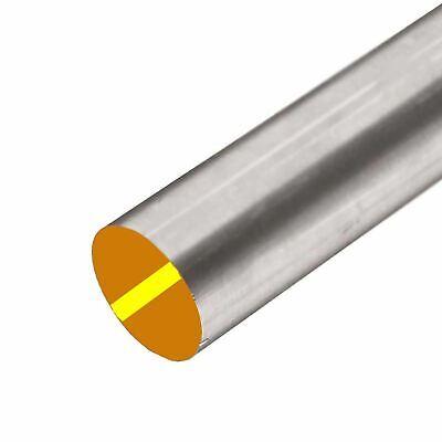 "10  MM   Steel Rod Bar   Round 1144   GROUND /& POLISHED  2  Pcs 24/"" Long"