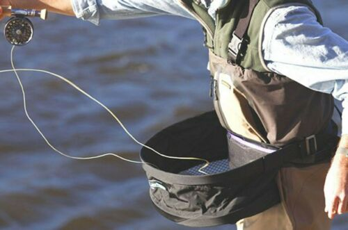 HMH VISES. FLY FISHING FOLDING LINE TENDER BASKET by