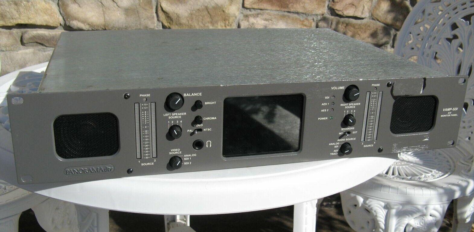 Panorama DTV VAMP-SDI A V Monitor Panel