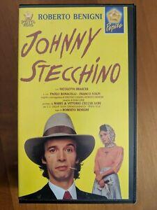 JOHNNY-STECCHINO-VHS-PEPITA-PENTA-VIDEO