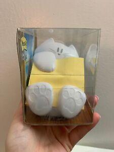 3 x 3 White Post-it CAT330 Pop-Up Note Dispenser Cat Shape