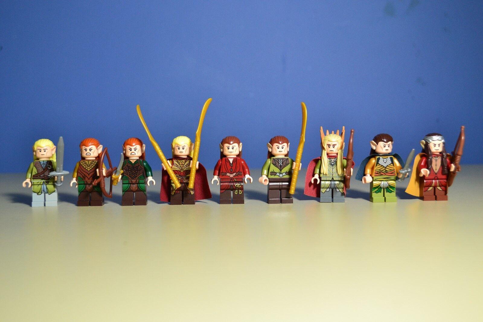 LEGO  The hobbit Lord Of The sacues Minifigures Lot  vente en ligne économiser 70%