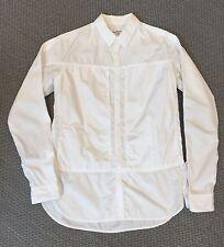 Yohji Yamamoto Pour Homme Men's White Shirt