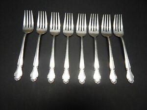 "sterling, 1948 Wedding Bells Fork 7 1//4/"" by International Silver"