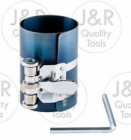 Auto Car Engine Piston Ring Compressor Compression Tool Up To 6 7/8 Compresser