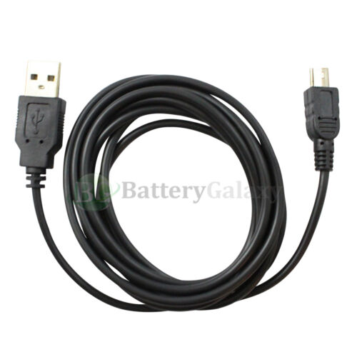 NEW USB 6FT Cable for GPS Garmin Nuvi 250 255 750 760 1300 1350 1390T 1450 1490T