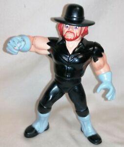 WWF-The-Undertaker-WWF-Hasbro-Wrestling-Action-Figure-WWE-Series-8-1991-Titan