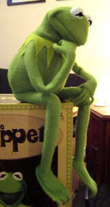 Kermit The Frog Couch Meme