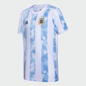 Camiseta Adidas casa oficial argentina 2021