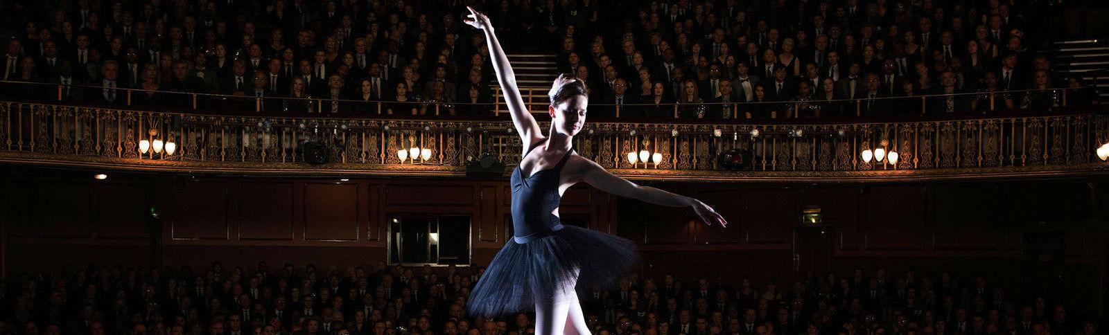 The Washington Ballet presents Balanchine, Ratmansky and Tharp