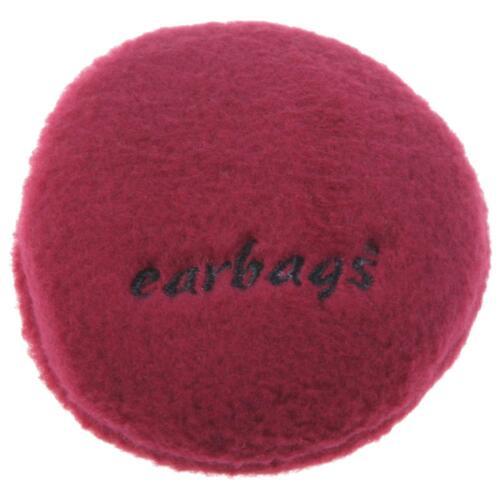 Earbags Fleece Logo Ohrwärmer Mütze war gestern Ohren Schützer Earmuffs o Bügel