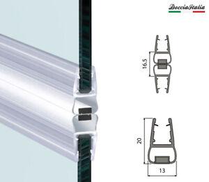 Istruzioni Montaggio Box Doccia Samo.Dettagli Su Guarnizione Box Doccia Trasparente Con Magnete Frontale Ricambi Docciaitalia