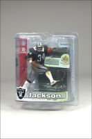 Nfl Legends Ser 3 Bo Jackson Los Angeles Raiders Action Figure Mcfarlane Toys on sale