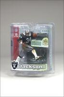 Nfl Legends Ser 3 Bo Jackson Los Angeles Raiders Action Figure Mcfarlane Toys