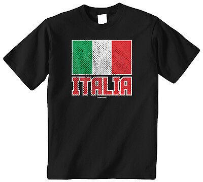 MADE IN ITALY ITALIAN PRIDE FLAG FUNNY SOCCER Gray Long Sleeve T-Shirt