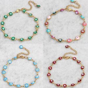 ITS-Evil-eye-bracelet-Many-Colors-Choose-stainless-steel-Greek-jewelry-Li