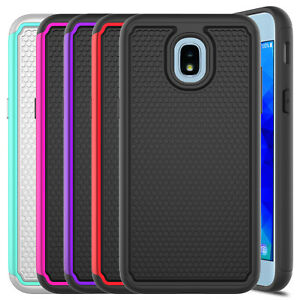 For-Samsung-Galaxy-J3-2018-Orbit-Star-Achieve-J3-V-Case-Cover-Screen-Protector
