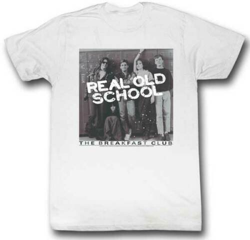 Pre-Sell The Breakfast Club Movie Licensed T-Shirt #1