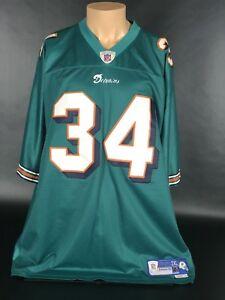 Ricky Williams Blue Jersey Size 2 XL