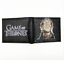 Game of Thrones No Zipper Short GOT Wallet with Card Holder Leather Purse New