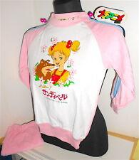 HELLO! SANDYBELL (Halo! Sandiberu) 80s Japan baby pajamas - pigiama tuta bimba