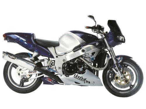 WVCK LSL Superbike Lenker-Kit SUZUKI GSX 1300 R Hayabusa 08-12schwarz
