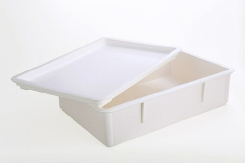 CMI Commercial Stackable Pizza Dough Container Dough Storage Box With Cover