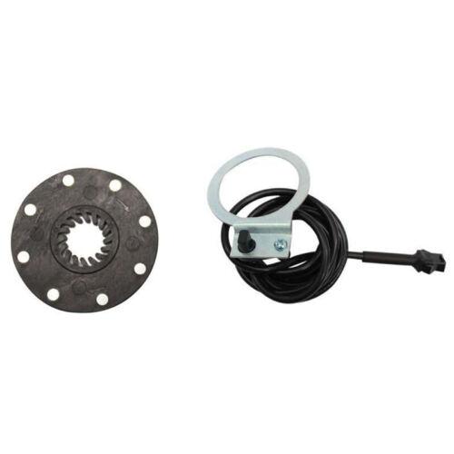 Electric Bike Power Pedal Assisted Sensor PAS Voltage Mode Ebike Assistant Kit